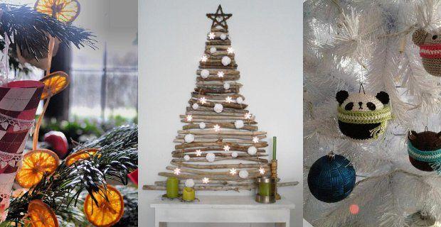 Decoraci n para navidad original alternativa diferente - Decoracion alternativa ...