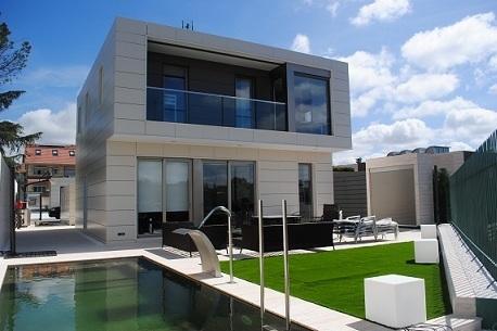 Las ventajas de las casas prefabricadas frente a viviendas - Casas cubo prefabricadas ...