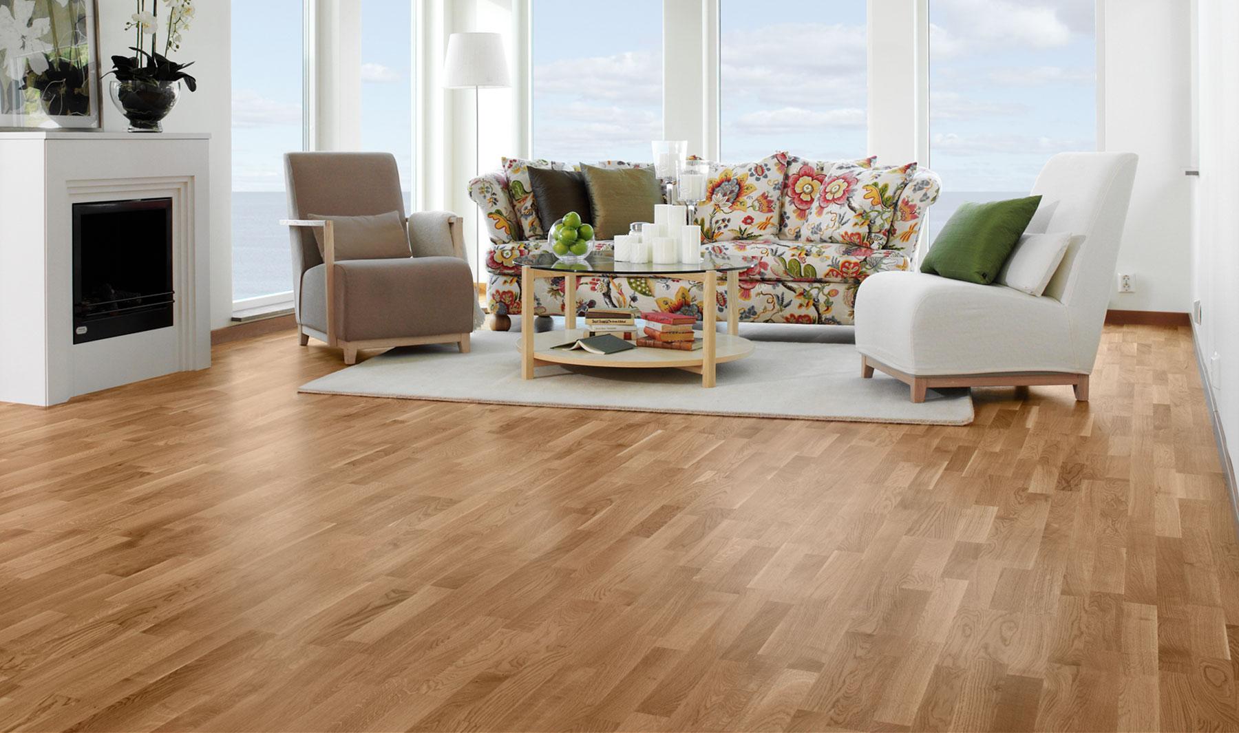 Ventajas de los suelos de madera atelier32 for Pisos para interiores tipo madera
