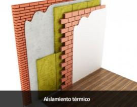 Aislamiento t rmico el mejor sistema para mejorar la - El mejor aislante termico ...